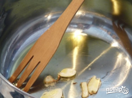 Томатный суп-пюре простой