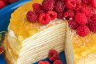 """Блинный торт """"Пломбир"""""""