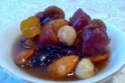 Варенье из сухофруктов и орехов