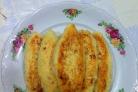 Картофельные зразы с сосиской