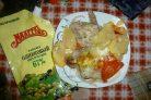 Лучший рецепт курицы по-французски с майонезом