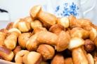 Печенье «Грибочки» в форме на газу: вкусный рецепт