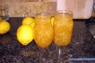 Варенье из лимона в микроволновке