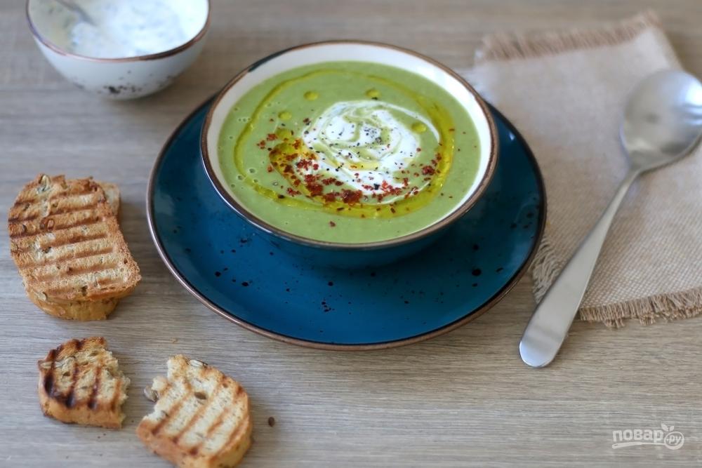 Суп сельдереевый