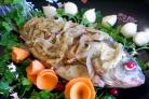Жареная рыба в маринаде