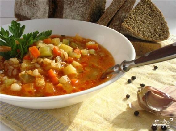 супы на скорую руку