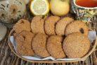 Овсяное печенье с цельнозерновой мукой