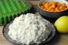Творожное тесто для пирога