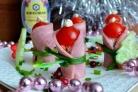Закуска Дедушки Морозы