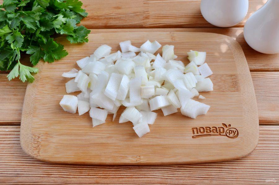 Альбондигас (фрикадельки с овощами)