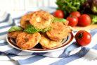 Тиртлан с картофелем и рикоттой