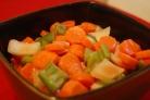 Морковь под маринадом