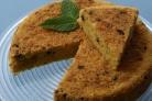 Ореховый бисквит в мультиварке