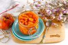 Конфитюр из персиков