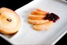 Бланшированные яблоки для пирога