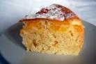 Пирог с апельсинами в мультиварке
