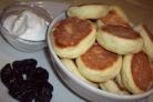 Сырники (творожники) в духовке