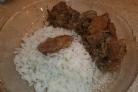 Курица в соусе Наршараб