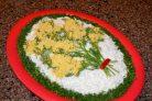 Салат Мимоза на праздничный стол