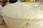 Тесто постное для сладких пирогов