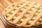 Пирог с яблоками (открытый)