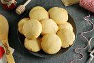 Медовое печенье без яиц