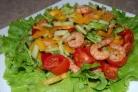 Вкусный низкокалорийный салат