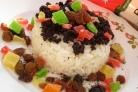 Кутья с рисом и изюмом