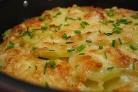 Картофель со сметаной в духовке