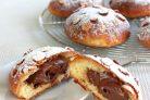 Дрожжевые сладкие булочки