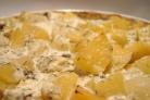 Картофель со сметаной запеченный