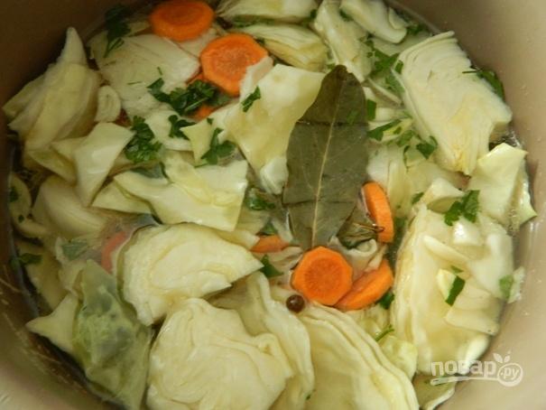 капуста по мексикански рецепт с фото этап дели