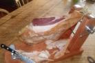 Пармская ветчина в домашних условиях