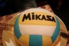 """Торт """"Волейбольный мяч"""""""