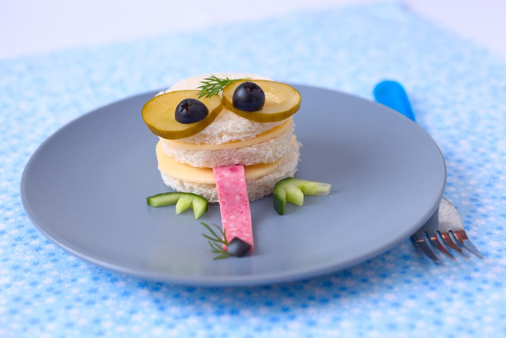 Необычные блюда в картинках