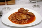 Умбрийский цыпленок