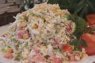 Салат с пекинской капустой Просто и вкусно