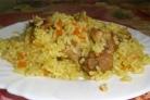 Плов узбекский из баранины