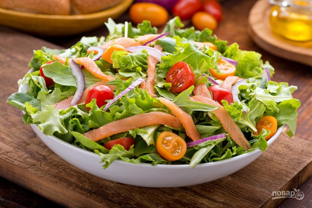 Салат на ужин быстро