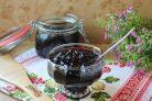 Варенье из замороженной черной смородины