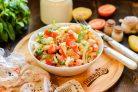 Турецкий салат Пияз
