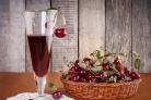 Вино из вишни без дрожжей