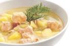 Суп из головы семги