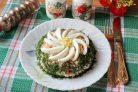 Салат Зимняя хризантема