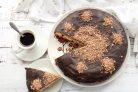 Торт с шоколадной крошкой