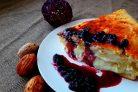 Пирог с заварным кремом Фытыр