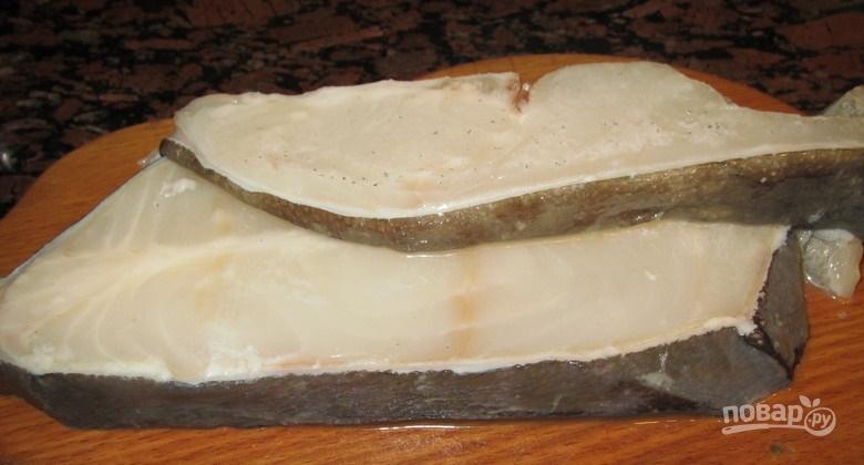 Зубатка пестрая в кляре (простой рецепт)