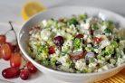 Хрустящий салат с брокколи