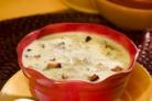 Английский суп с моллюсками