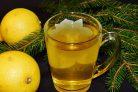 Лимонад из лимонов и мяты